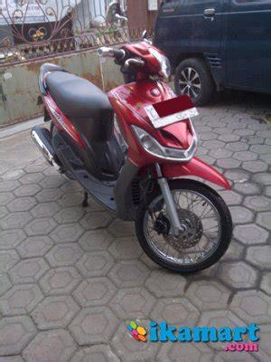 Pijakan Kaki Yamaha Mio Sporty Dan Smile jual yamaha mio sporty smile merah 2008 akhir motor