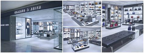 Cnk Keith charles keith unveiled newly renovated concept store in