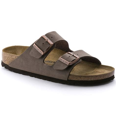 birkenstock colors arizona mocha birkibuc shop at birkenstock