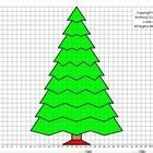 christmas tree stumper math 17 solution sir spooky a coordinate graphing activity graphing activities activities and math