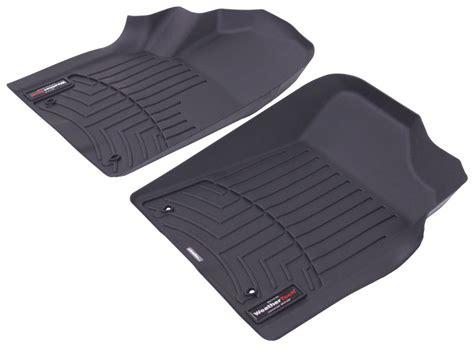 2017 infiniti qx80 weathertech front auto floor mats black