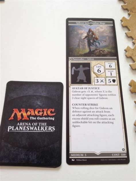 Arena Of The Planeswalkers Card Templates by Gameday Play Magic The Gathering Arena Of The