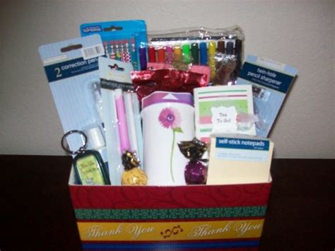 Office Supplies Gift Basket Office Supply Office Supply Gift Basket