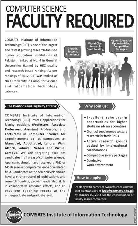 cover letter computer science professor 28 images