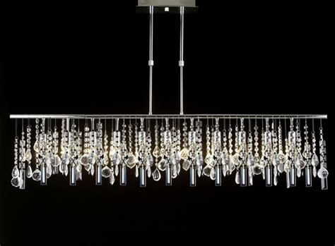 Contemporary Dining Room Chandelier by Anyone Can Decorate Crystal Chandelier Prisms My Source