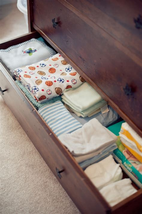 How To Organize Baby Dresser Drawers by 1000 Ideas About Organizing Baby Dresser On