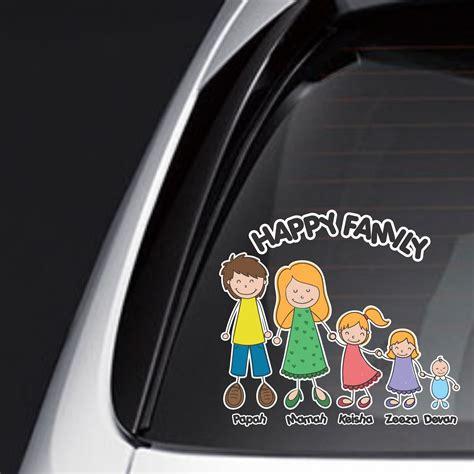 Sticker Family Keluarga Anak Mobil Baby Custom Ertiga Luxio Fskpc 036 harga tidak ditemukan id priceaz