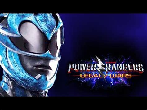 Poster Blue Ranger Hiasan Dinding power rangers legacy wars part 15 billy blue ranger
