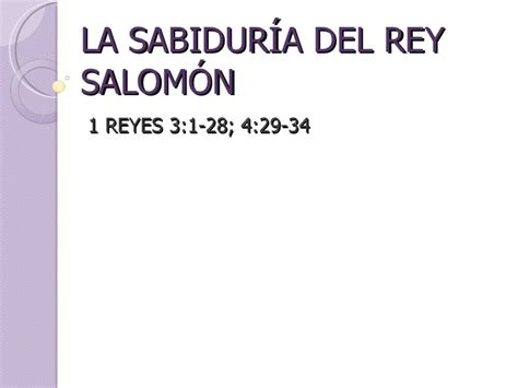 libro vive la sabidura del la sabidur 237 a de salom 243 n