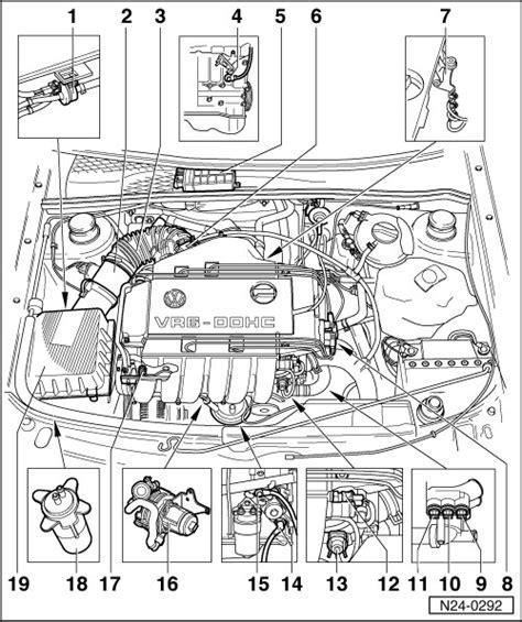 2000 vw jetta vr6 wiring diagram schematic free