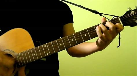payphone fingerstyle tutorial no capo when i come around green day easy guitar tutorial no