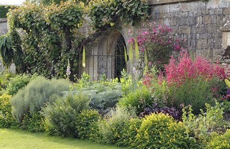 Garden Of Uk Gardens Sudeley Castle Gardens
