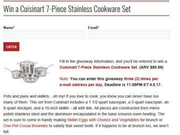 Culinaria Sweepstakes - 1000 images about sweepstakes on pinterest saputo cheese orlando and promotion