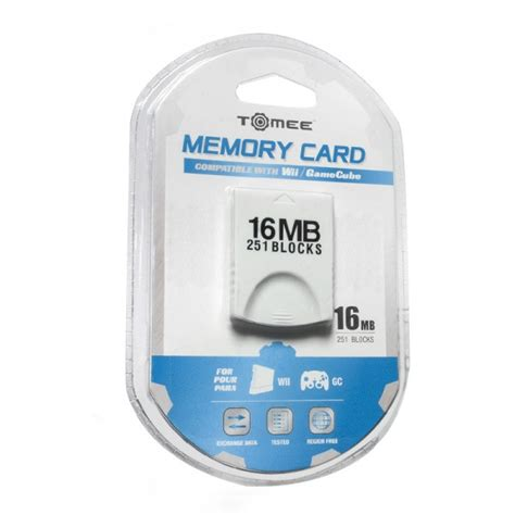 Memory Card N Gage minneskort gamecube wii 16mb nesconnector se