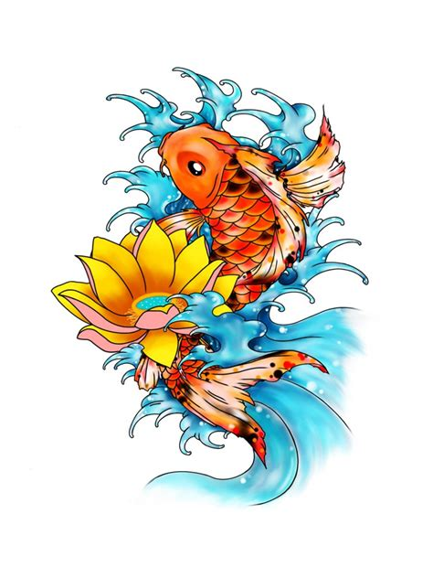 koi fish tattoo designs art 14 koi fish graphics images koi fish clip free live