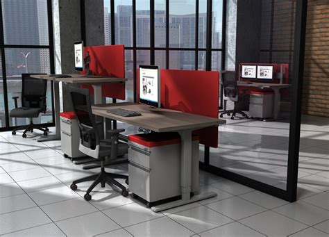 sit stand desk options standing height desk sit and stand desk bases sit