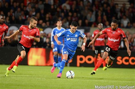 Calendrier Ligue 1 4eme Journee Photos Om Remy Cabella 28 08 2015 Guing