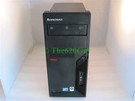 Processor Intel Core2 Duo 30ghz E8400 lenovo m58p mt mini tower computer 2 duo e8400 dual