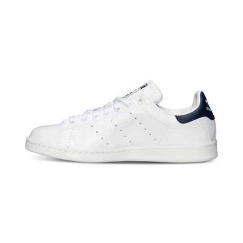 adidas mens originals stan smith casual sneakers from