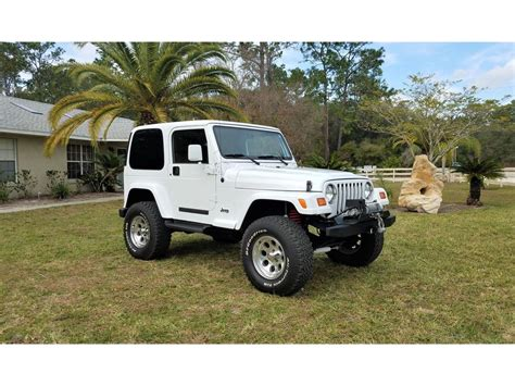 Used Jeep Wranglers For Sale In Ga 1997 Jeep Wrangler Tj For Sale By Owner In Atlanta Ga 30312