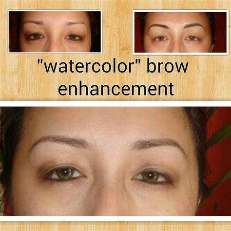 temporary eyebrow tattoo near me loma s exclusive temporary eyebrow tattoo demi permanent