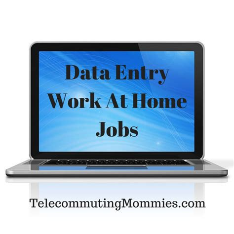 work from home data entry free