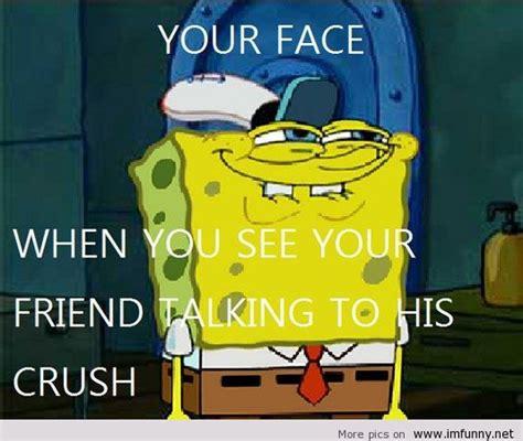 Spongebob Laughing Meme - spongebob laughing face