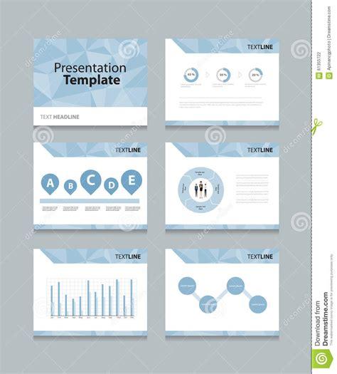 presentation layout vector vector template presentation slides background design info
