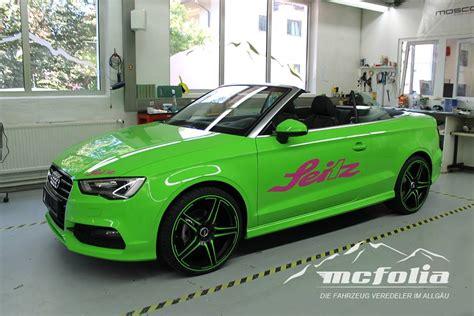 Audi Seitz Kempten by Mc Folia Gmbh Die Fahrzeugveredeler Im Allg 228 U Audi