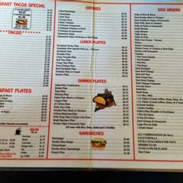 rockys taco house rocky s taco house 18 foton 21 recensioner mexikansk mat 1302 cupples rd