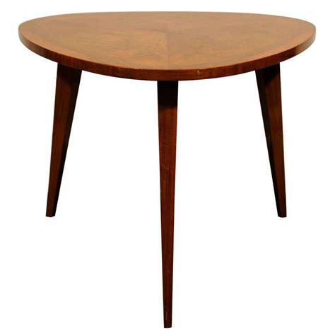 3 legged table three legged table parquetry three legged