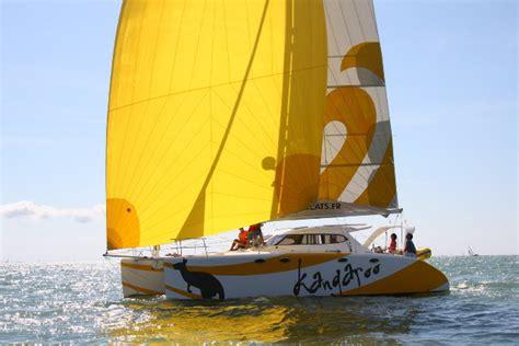 New Smart Home Technology fusion sail catamarans