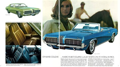 old car repair manuals 1970 mercury cougar security system image 1970 mercury cougar 1970 mercury cougar 04