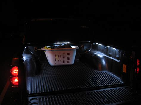 led bed lights led bed lights chevrolet colorado gmc canyon forum