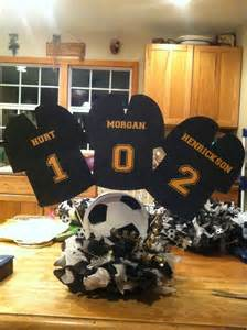 Basketball Banquet Centerpieces by Pin By Cathy Ryan On Soccer Pinterest