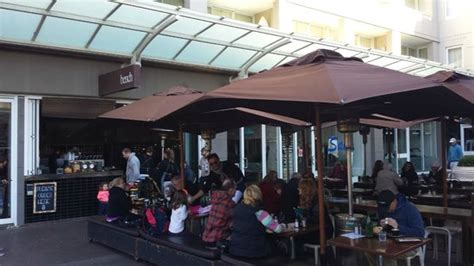 bench cafe manly outdoor seating only picture of bench cafe manly