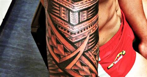 37 tribal arm tattoos that don t