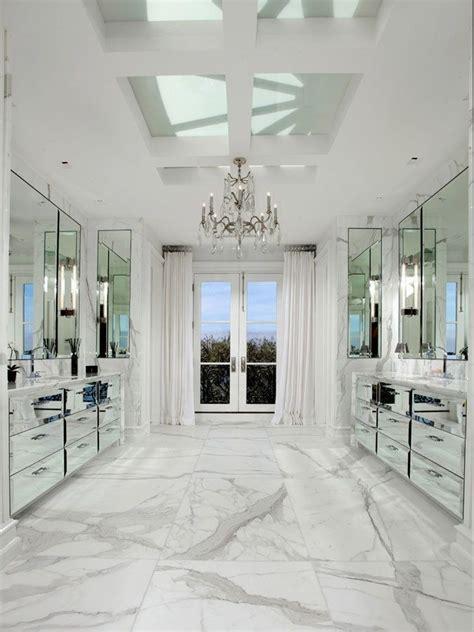 White marble flooring   Homes Floor Plans