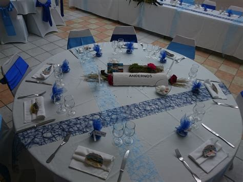 deco mariage bleu2   Anyflowers.fr