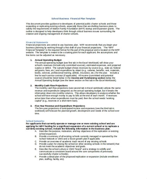 8 Financial Projection Templates Free Word Pdf Documents Download Free Premium Templates Financial Projections Template