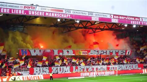 fc union berlin fans hd  youtube