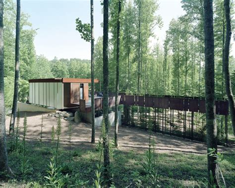 mack house mountain tree house 171 mack scogin merrill elam architects