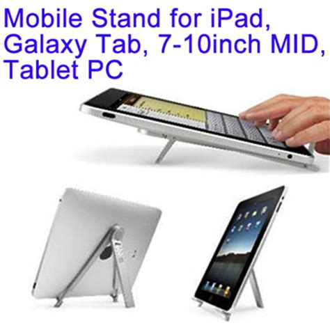 Samsung Tab 4 Bulan tripod mobile stand for galaxy tab 7 10inch mid tablet pc silver jakartanotebook