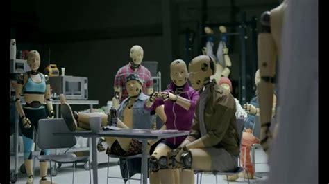 toyota safety sense tv commercial overheard crash test