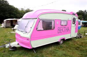 Black Print Curtains Eight Of The Best Themed Caravans From The Royal Welsh