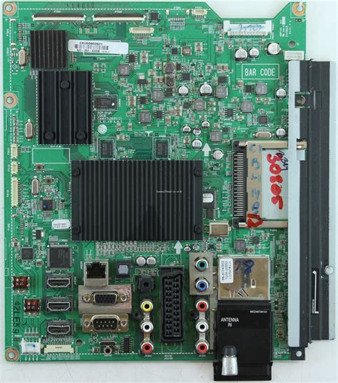 Mainboard Tv Led Lcd Lg 26lv2530 lg 42le5900 av eax61742605 2 ebu60902821 163