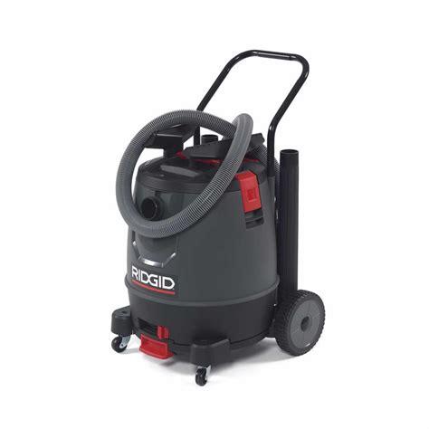 ridgid shop vac motor ridgid 50338 1650rv 16 gallon vacuum with bottom