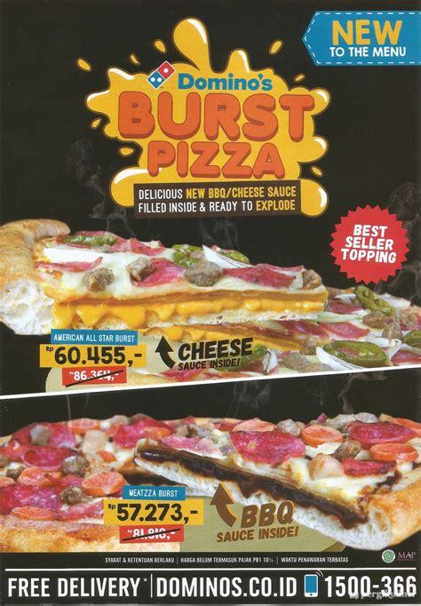 domino pizza utan kayu menu domino s pizza matraman