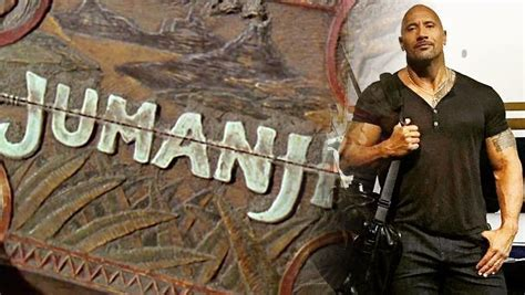 film rock it jumanji the rock conferma che sar 224 un sequel e non un