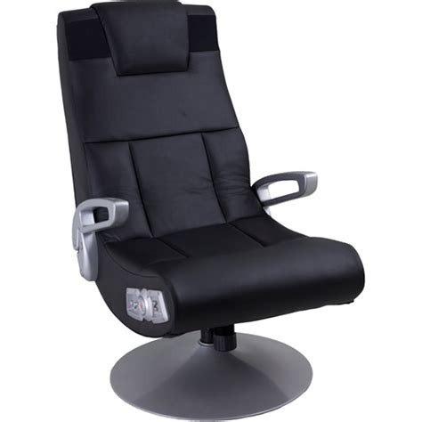 X Rocker Pedestal Chair x rocker pedestal 2 1 wireless sound gaming chair black 51274 walmart